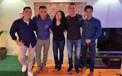 Filipino LGBT Europe Welcomes New Leaders