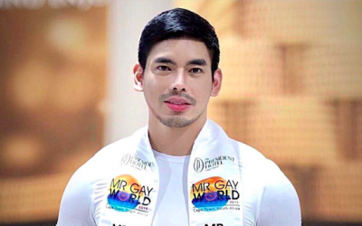 PRESS RELEASE: Mr. Gay World 2019 Joins Pinoy Crew in Amsterdam Canal Pride