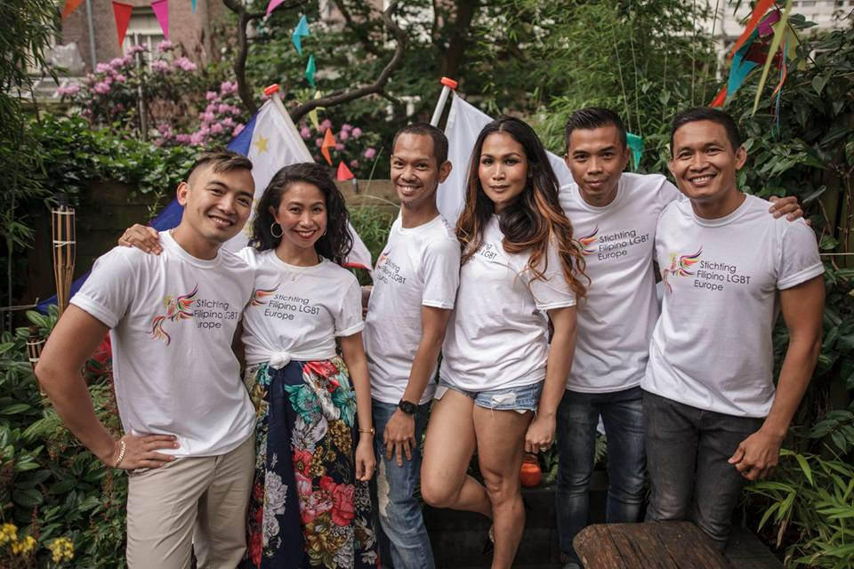 Filipino LGBT Europe Launched in Amsterdam