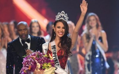 Catriona Gray:  Religion is never an excuse to hate