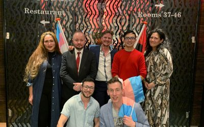 TransAmsterdam New Year Celebration attended by Filipino LGBT Europe
