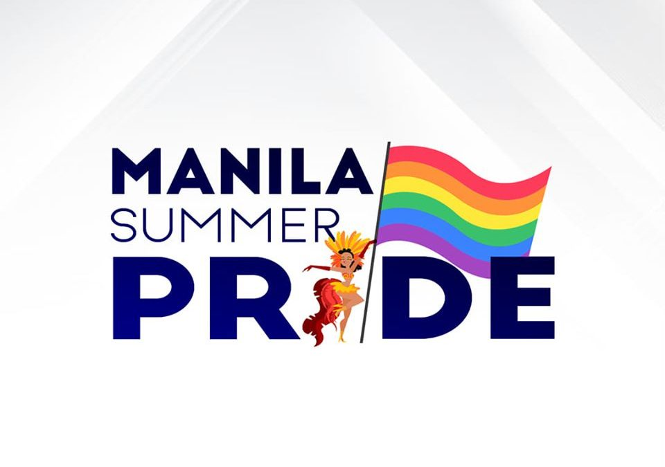 Manila City Government to host 1st Summer Pride Event in April 2020