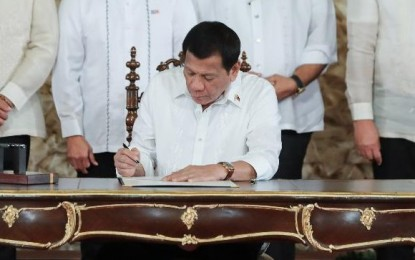 Duterte signs Executive Order advancing rights, welfare of ALL Filipinos including LGBTs