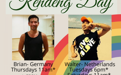 Kendeng Day – LIVE Zumba Launched