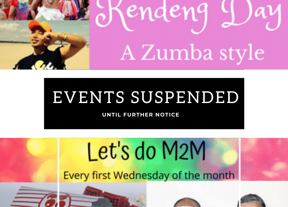 Kendeng Day & M2M Suspended until further notice