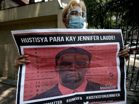 Filipino LGBT Europe condemns Duterte's absolute pardon to Pemberton
