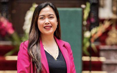 Meet the Coordinators: Mary Grace of Netherlands