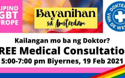 Free Medical Consultation in Amsterdam