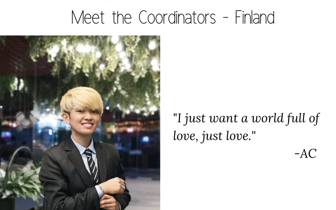 Meet the Coordinators: AC of Finland