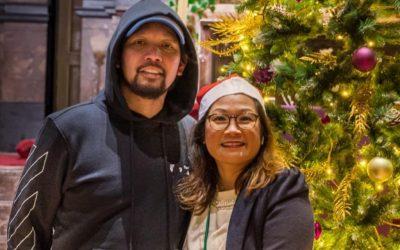 Ayuda Heroes: Chinita & Sonny