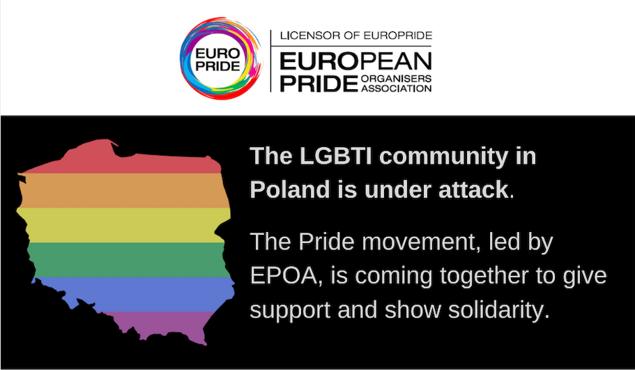 The LGBTI community in Poland is under attack