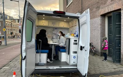 2nd Medical Consultation in Amsterdam success