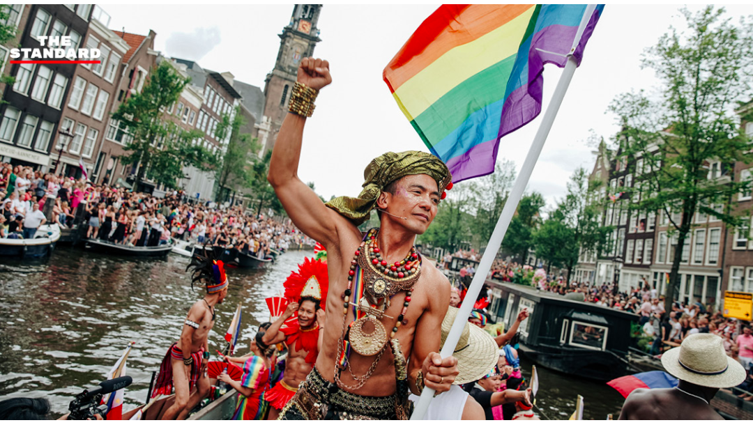 LGBTQ Photo of the Year 2019 in Thailand