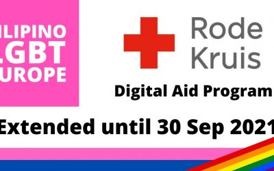 Red Cross' Digital Aid extended until 30 Sept 2021