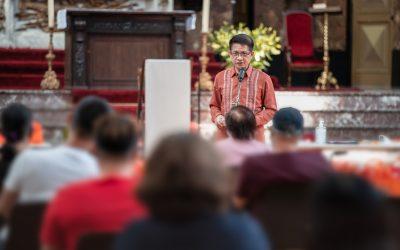 Amb Malaya message to Filipino Community in Amsterdam