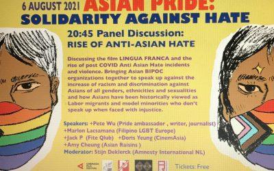 Asian Pride: Solidarity Against Hate