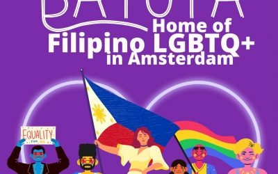 Launching of BAYOTA : Home of Filipino LGBTQ+ in Amsterdam